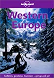 Lonely Planet Western Europe (1864501634) by Thomas, Bryn
