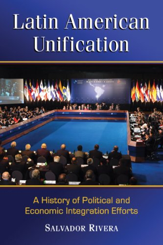 Latin American Unification: A History of Political and Economic Integration Efforts