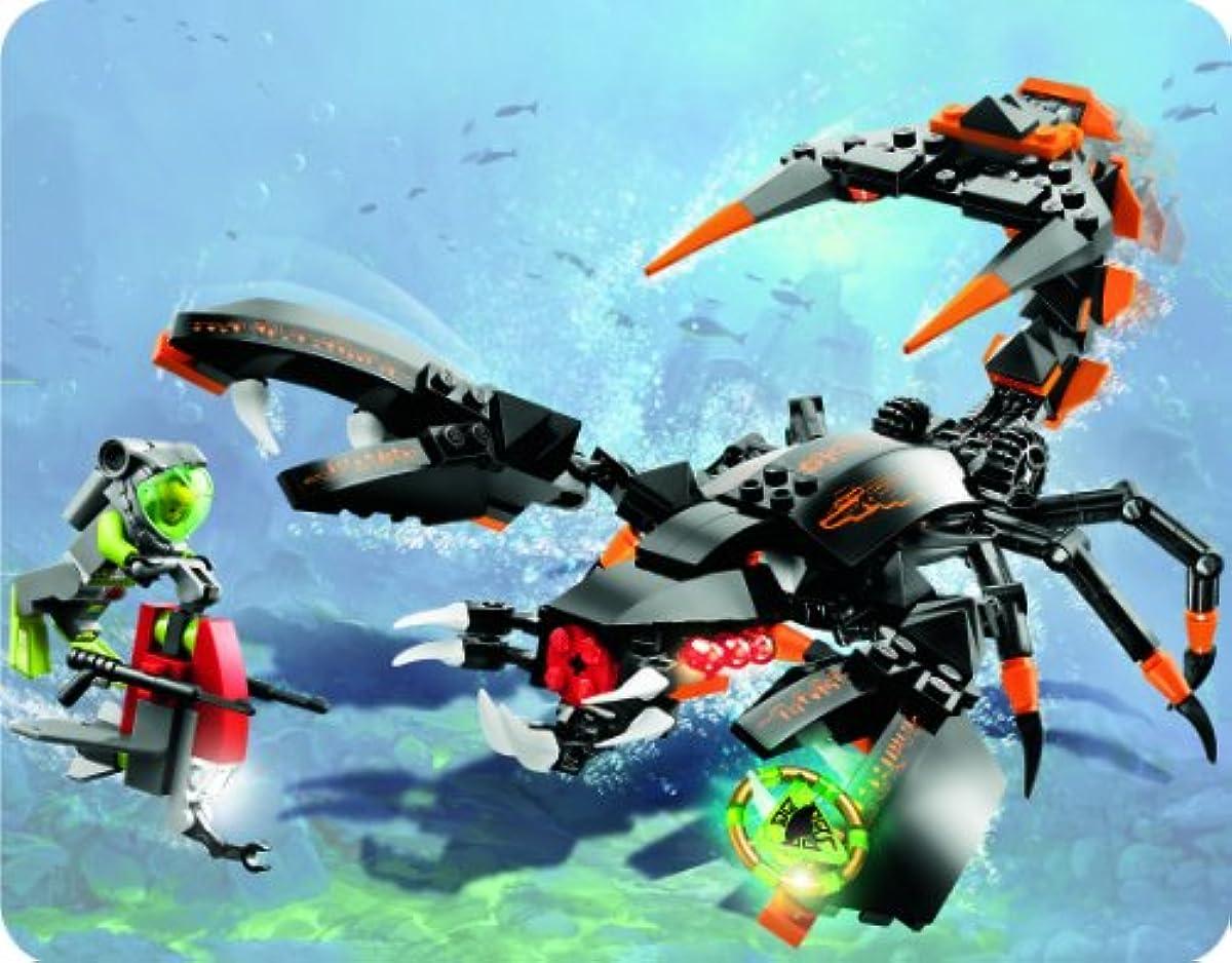 [해외] 레고 (LEGO) 아틀란티스 딥C스트라이커 8076 (2010-07-08)