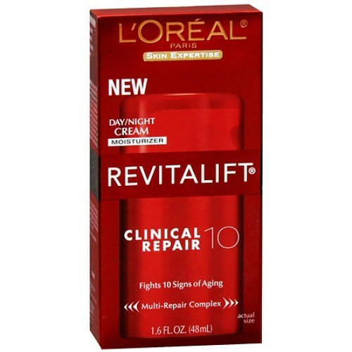 L'Oreal Revitalift Clinical Repair 10 Day/Night Lotion 1.6 Fl Oz (48 Ml) front-333376
