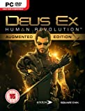 Deus Ex: Human Revolution - Augmented Edition (PC DVD)