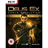 Deus Ex: Human Revolution - Augmented Edition (PC DVD)by Square Enix