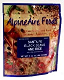 AlpineAire Foods Freeze-Dried Santa Fe Black Beans and Rice