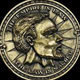 The Elder Scrolls Oblivion Skyrim Imperial Septim Coin Morrowind Daggerfall