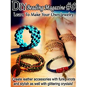 DIY Beading Magazine Issue 8