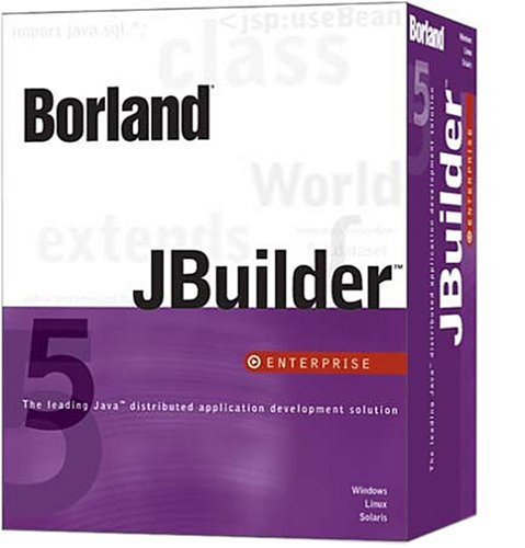 Jbuilder 5 Enterprise Full System