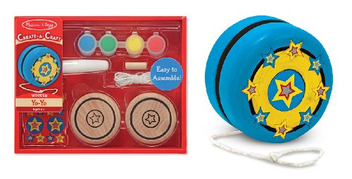 51EE8NArXDL Cheap Price Melissa & Doug Create a Craft Yo Yo