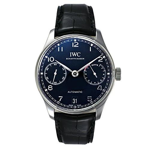(インターナショナルウォッチカンパニー) IWC 腕時計 ポルトギーゼ オートマチック IW500703 ブラック メンズ [並行輸入品]