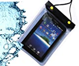 MiTAB Blue WaterGuard Waterproof Case, Waterproof Cover for 7 Inch Tablets Including The HTC Flyer/ Blackberry Playbook/ Dell Streak 7