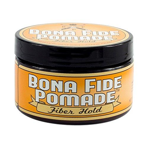 Bona Fide Pomade, Fiber Hold, 4 Oz. front-107470