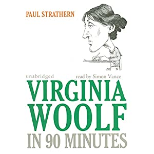 Virginia Woolf in 90 Minutes Audiobook