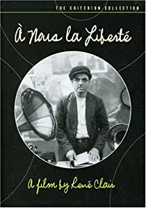 A Nous La Liberte (The Criterion Collection)