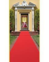 Beistle 50087 Red Carpet Runner, 24-Inch by 15-Feet