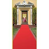 Beistle 50087 Red Carpet Runner, 24-I…