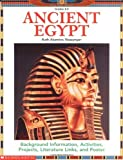 img - for Ancient Egypt (Grades 4-8) by Ruth Akamine Wassynger (1999-01-01) book / textbook / text book