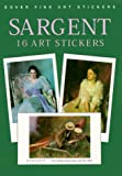 Sargent: 16 Art Stickers (Dover Art Stickers) (0486406067) by Sargent, John Singer