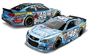 Jimmie Johnson 2013 Action 1:24 #48 Lowe