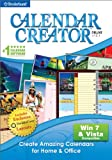 CALENDAR CREATOR DELUXE V12.1 (WIN XP,VISTA,WIN 7)