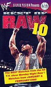 WWF: Best Of Raw 10 [VHS]