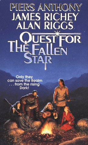 Quest for the Fallen Star, PIERS ANTHONY, JAMES RICHEY, ALAN RIGGS