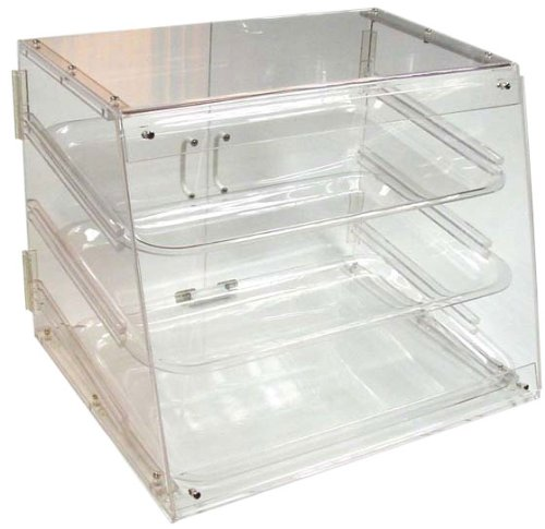 3 Tray Display Case