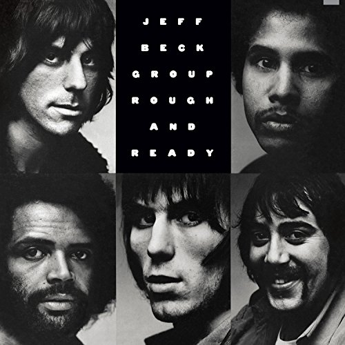 Jeff Beck - Rough & Ready - 2015 - Iconoclassic Remaster - Zortam Music