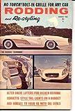 RODDING & RE-STYLING-8/1962-CORVETTE/CHEVY VG