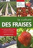 echange, troc Fondazione Fojanini - La culture des fraises