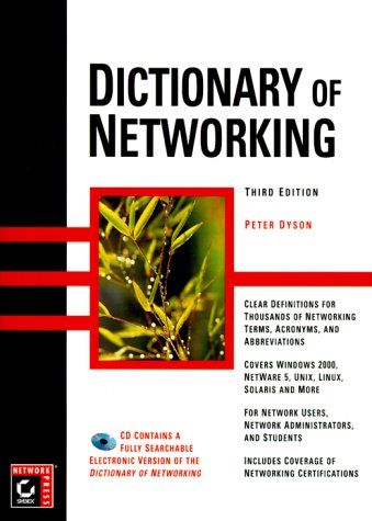 Dictionary Of Networking