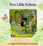 Five Little Kittens Bb (Magic Window Books)