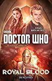 img - for Doctor Who: Royal Blood book / textbook / text book