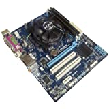 Intel Core I5 3450 3.1Ghz - Gigabyte GA-H61M-S2PV - 4GB DDR3 RAM 1333MHz Memory Bundle