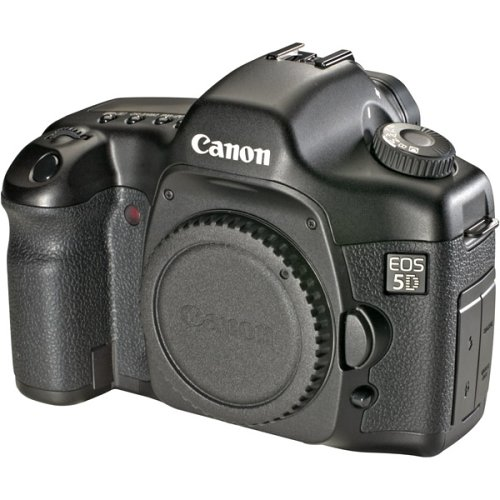 Canon EOS 5D (Body Only) is the Best Canon Digital Camera for Low Light Photos