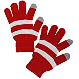 Aspen Supply Adult Stretchy Texting Gloves (13 Colors Available)