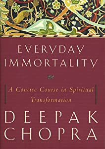 "Cover of ""Everyday Immortality: A Concise..."
