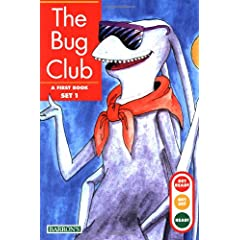 The Bug Club (Get Ready, Get Set, Read! first book set 1) Gina Erickson M.A., Kelli C. Foster Ph.D. and Gifford Russell