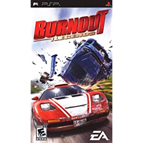 Burnout Legends: Sony PSP