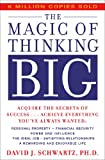 img - for The Magic of Thinking Big book / textbook / text book