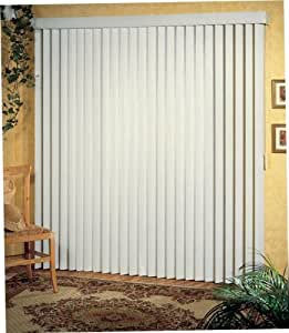 Achim home furnishings 40 by 64 inch vertical for 2 inch vertical window blinds