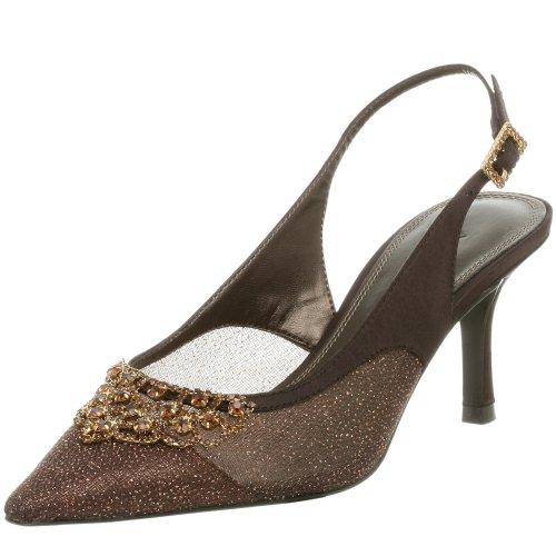 Wedding Shoes: A. Marinelli Women's Penelope Slingback Pump-A. Marinelli Wedding Shoes-A. Marinelli Wedding Shoes: A. Marinelli Women's Penelope Slingback Pump-Pump Wedding Shoes