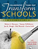 img - for Collaborative Teams That Transform Schools: The Next Step in PLCs book / textbook / text book