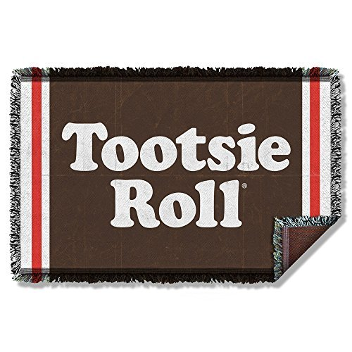 tootsie-roll-wrapper-sublimation-woven-throw-by-trevco