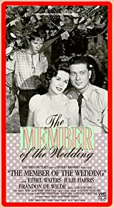 Member of the Wedding [VHS]