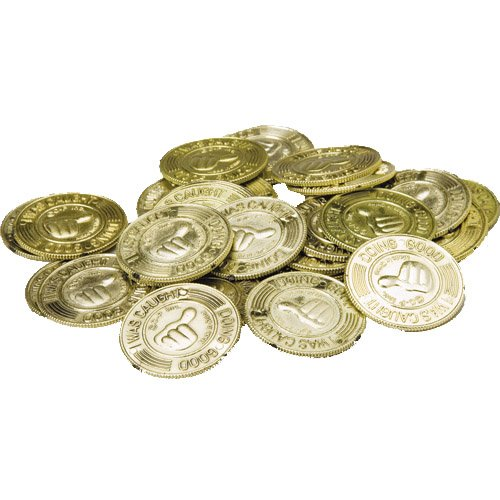 BEING GOOD COINS (Sold by Gross)
