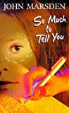 So Much to Tell You (Walker paperbacks)