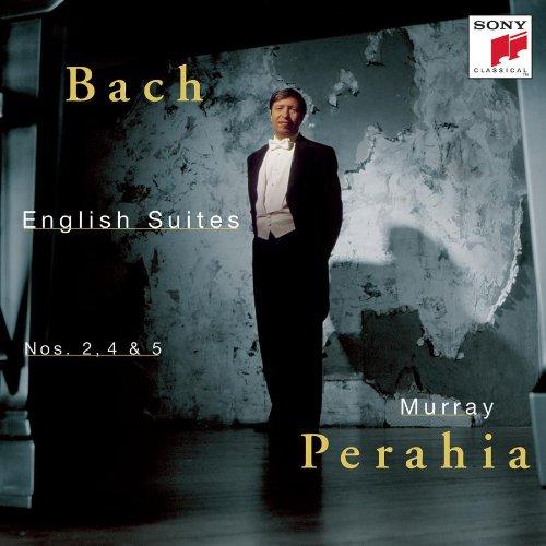 Bach: English Suites Nos. 2, 4 & 5 / Perahia