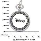 Ewatchfactory Men's 56403-3463 Disney Mickey Mouse Pocket Watch