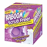 "Church And Dwight 35113 ""kaboom"" Scrub Free Toilet Cleaning System"