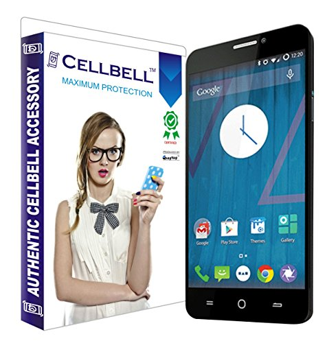 Cellbell Tempered Glass for Yureka