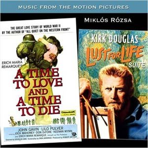A Time to Love and a Time to Die / Lust for Life Suite [Soundtrack]
